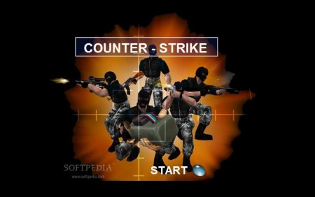 Counter Strike Flash 1 1.0 - флеш игра cs 1.6