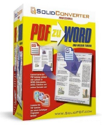 Solid Converter PDF 8.2 Build 4030.106 Portable
